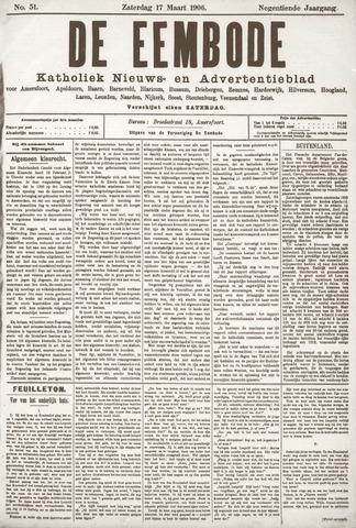 De Eembode 1906-03-17