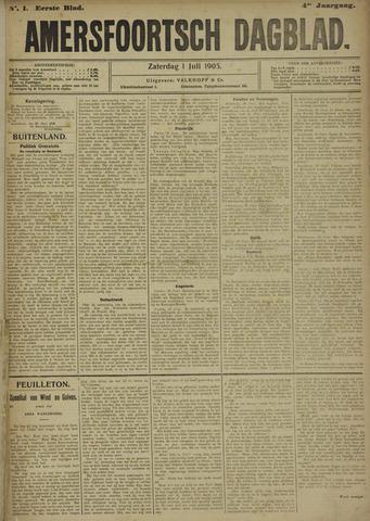 Amersfoortsch Dagblad 1905-07-01