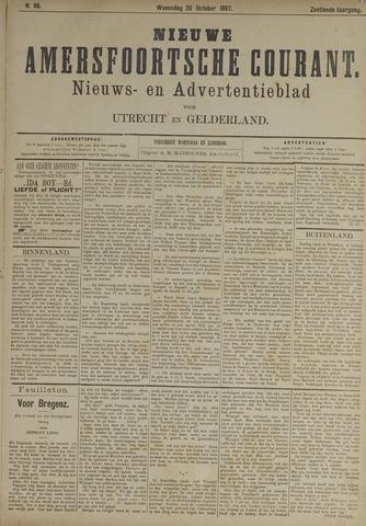 Nieuwe Amersfoortsche Courant 1887-10-26