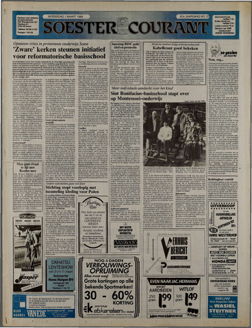 Soester Courant 1989-03-01