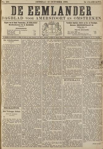 De Eemlander 1908-10-13