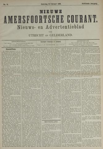 Nieuwe Amersfoortsche Courant 1889-02-16