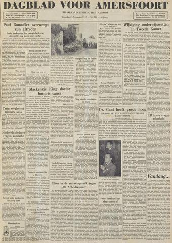 Dagblad voor Amersfoort 1947-11-15