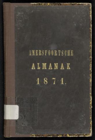 Adresboeken Amersfoort 1871-01-01