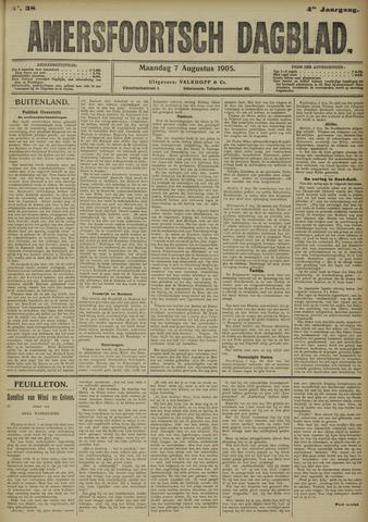 Amersfoortsch Dagblad 1905-08-07