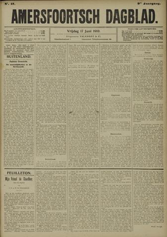 Amersfoortsch Dagblad 1910-06-17