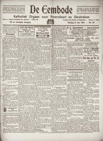 De Eembode 1932-01-12