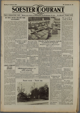 Soester Courant 1972-02-29