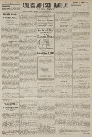 Amersfoortsch Dagblad / De Eemlander 1927-03-14