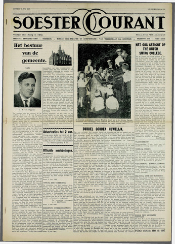 Soester Courant 1962-06-05