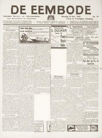 De Eembode 1928-12-18