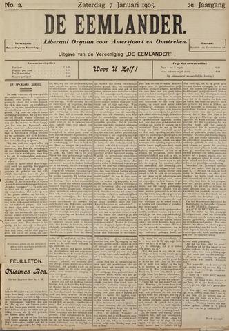 De Eemlander 1905-01-07