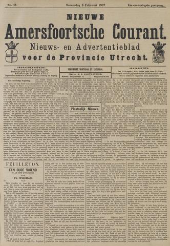 Nieuwe Amersfoortsche Courant 1907-02-06