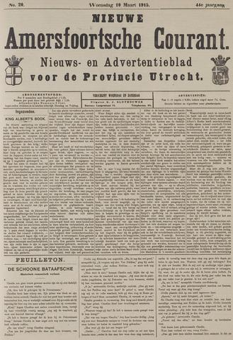 Nieuwe Amersfoortsche Courant 1915-03-10