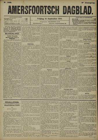 Amersfoortsch Dagblad 1910-09-16