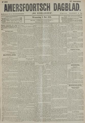 Amersfoortsch Dagblad / De Eemlander 1915-05-05