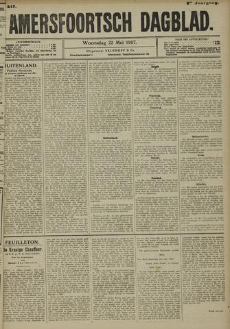 Amersfoortsch Dagblad 1907-05-22