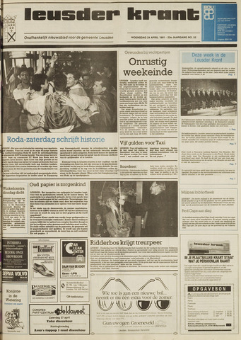 Leusder Krant 1991-04-24