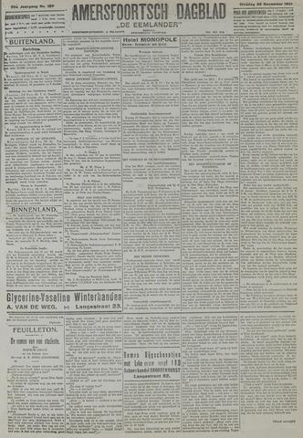 Amersfoortsch Dagblad / De Eemlander 1921-11-29