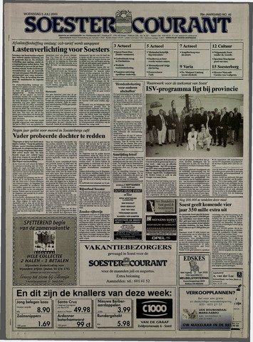 Soester Courant 2000-07-05