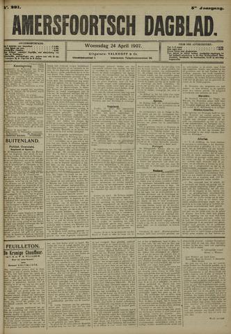 Amersfoortsch Dagblad 1907-04-24
