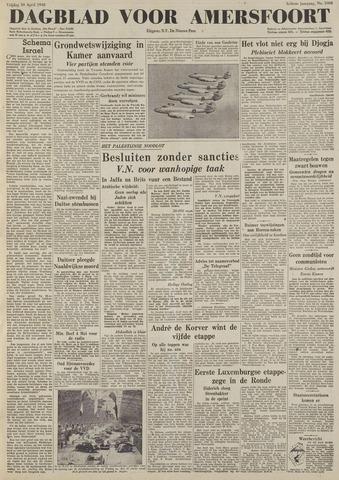 Dagblad voor Amersfoort 1948-04-30