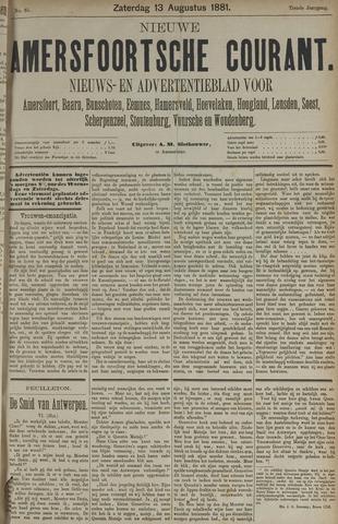 Nieuwe Amersfoortsche Courant 1881-08-13