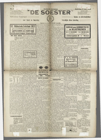 Soester Courant 1925-02-17