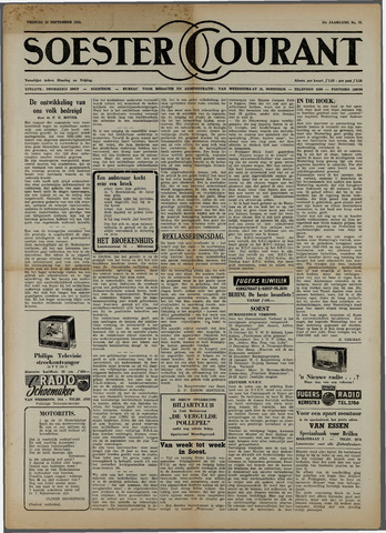 Soester Courant 1955-09-23