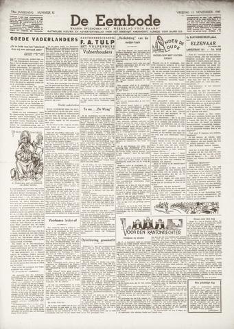 De Eembode 1940-11-15