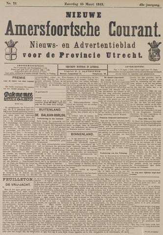 Nieuwe Amersfoortsche Courant 1913-03-15