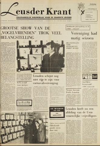 Leusder Krant 1970-11-19