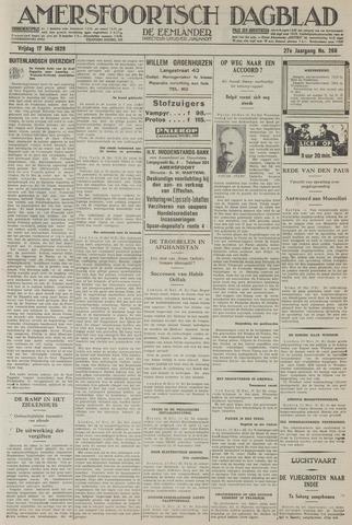 Amersfoortsch Dagblad / De Eemlander 1929-05-17