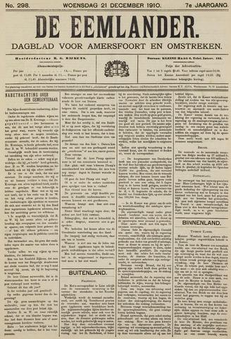 De Eemlander 1910-12-21