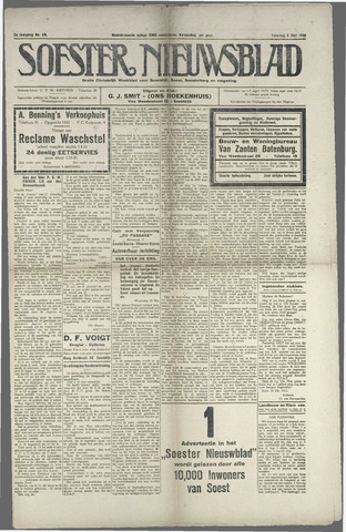 Soester Courant 1923-06-02