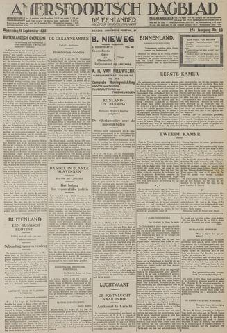 Amersfoortsch Dagblad / De Eemlander 1928-09-19