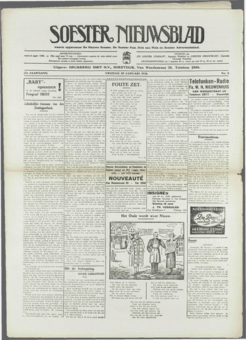 Soester Courant 1938-01-28