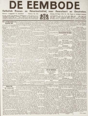 De Eembode 1916-03-28