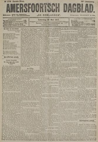 Amersfoortsch Dagblad / De Eemlander 1917-05-26