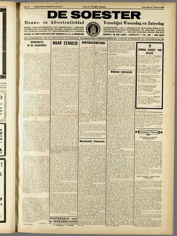 De Soester 1934-02-21