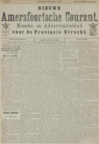 Nieuwe Amersfoortsche Courant 1897-12-18