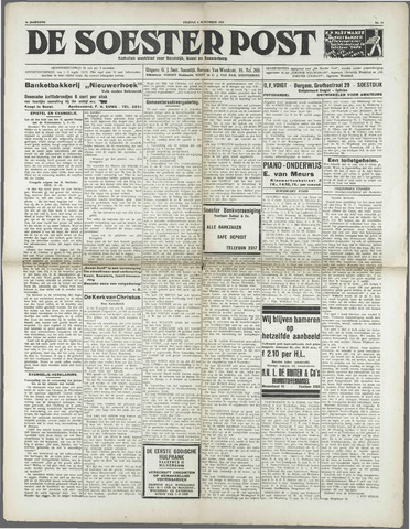 Soester Courant 1931-11-06