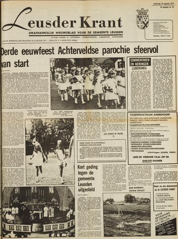 Leusder Krant 1974-08-29