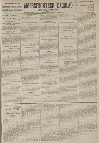 Amersfoortsch Dagblad / De Eemlander 1927-02-22