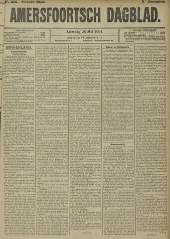 Amersfoortsch Dagblad 1904-05-28