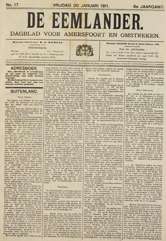 De Eemlander 1911-01-20