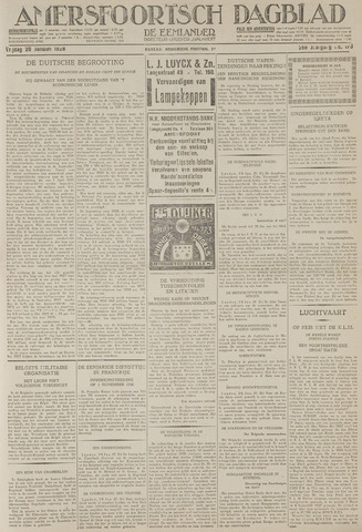 Amersfoortsch Dagblad / De Eemlander 1928-01-20