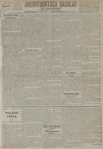 Amersfoortsch Dagblad / De Eemlander 1919-11-10