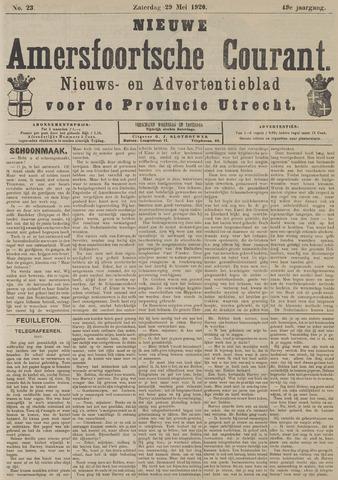 Nieuwe Amersfoortsche Courant 1920-05-29