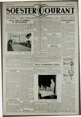 Soester Courant 1964-06-09